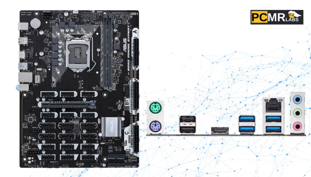 ASUS B250 MINING EXPERT, Use ASUS B250 ATX Mining Motherboard for the best results
